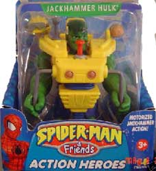 Jackhammer Hulk