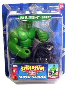 Super Strength Hulk