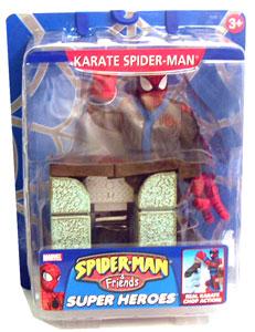 Karate Spider-Man