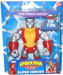 Spiderman & Friends - Colossus