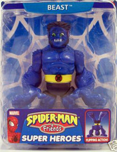Spider-Man and Friends - Beast
