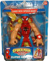 Sand-Box Spider-Man