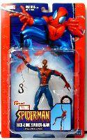 Web Line Spider Man