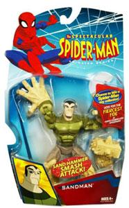 Spectacular Spider-Man: Sandman