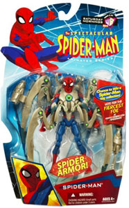 Spectacular Spider-Man: Spider Armor Spider-Man