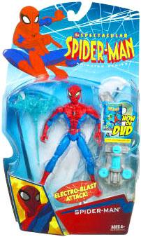 Spectacular Spider-Man: Electro-Blast Attack Spider-Man