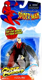 Spectacular Spider-Man: Spider Charged Vulture