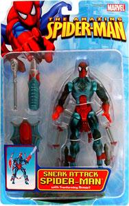 Sneak Attack Spider-Man Series 19