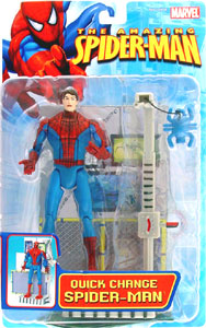 Quick Change Spider-Man Series 19