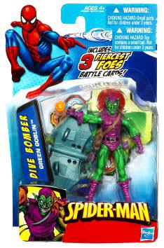 3.75-Inch Dive Bomber Green Goblin