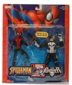 Spider-Man and The Punisher 2 - Pack