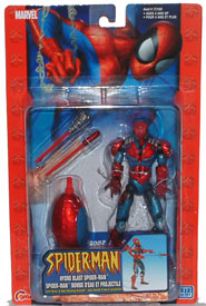 Hydro Blast Spider-Man