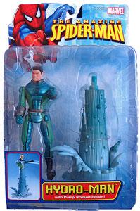 Amazing Spider-man - Hydro-Man