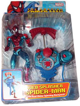 Web Splasher Spider-Man