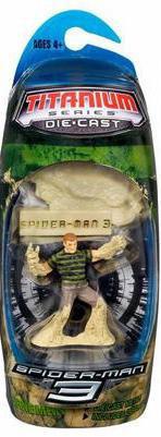 Spider-Man 3-Inch Titanium - Sandman