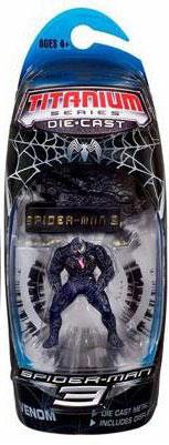 Spider-Man 3-Inch Titanium - Venom