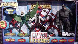Spider-Man Fearsome Foes Box Set