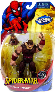 Spider-Man Villain Trilogy - Juggernaut