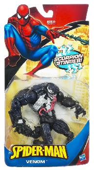 Spider-Man Villain Trilogy - Venom III with Scorpion Stinger