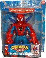Web Climbing Spider-Man
