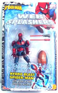 Web Splashers - Hydro Blast Spiderman