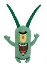 7-Inch Sheldon J Plankton