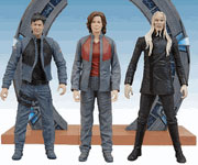 Stargate SG-1 Atlantis Series 1 Set of 3