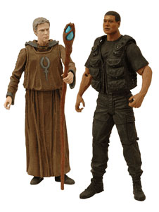 Stargate SG-1 Season 10 Daniel and Teal C