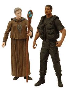 Stargate SG-1 Season 10 Daniel and Teal C