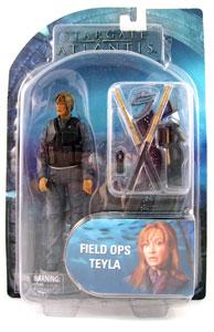 Stargate Atlantis - Field Ops Teyla