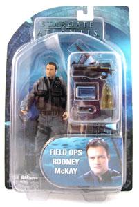 Stargate Atlantis - Field Ops Rodney McKay