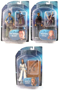 Stargate Atlantis Series 2 Set of 3