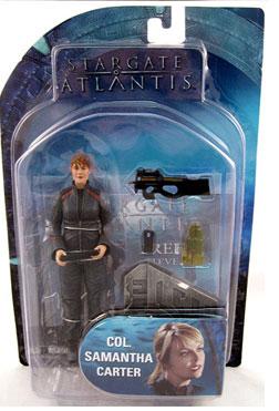 Stargate Atlantis - Col Samantha Carter