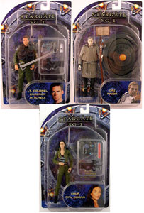 Stargate SG-1 Series 3 Set of 3