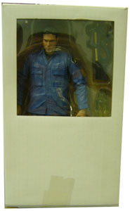 Lt Colonel Cameron Mitchell Color Prototype Figure