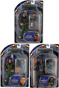 Stargate SG-1 Series 1 Set of 3
