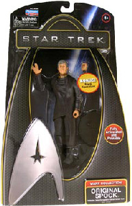 Star Trek 2009 - Original Prime Spock