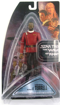 25th Anniversary - Wrath of Khan - Captain Terrell