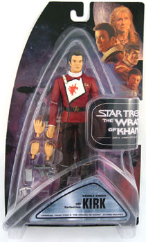 25th Anniversary - Wrath of Khan - Double-Cross Kirk