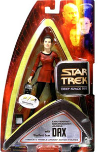 Exclusive DS9 - JADZIA DAX