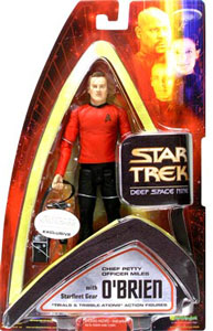 Exclusive DS9 - Miles Obrien