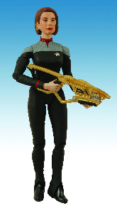 DS9 SEASON 7 Kira Nerys Preview Exclusive