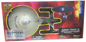 Wrath Of Khan U.S.S. Enterprise NCC-1701