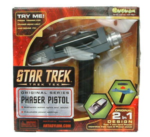 Star Trek Orignal Phaser