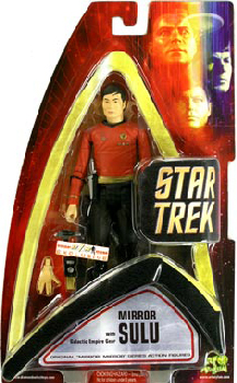 TOS: Mirror Sulu Exclusive