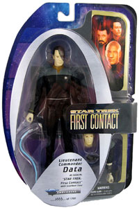 Star Trek First Contact - Lieutenant Commander Data Exclusive