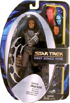 DS9 - Klingon General Martok