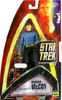 TOS: Mirror McCoy Exclusive