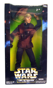 12-Inch Luke Skywalker in Jedi Gear