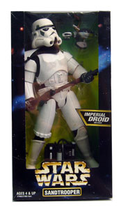 12-Inch Sandtrooper with Imperial Droid